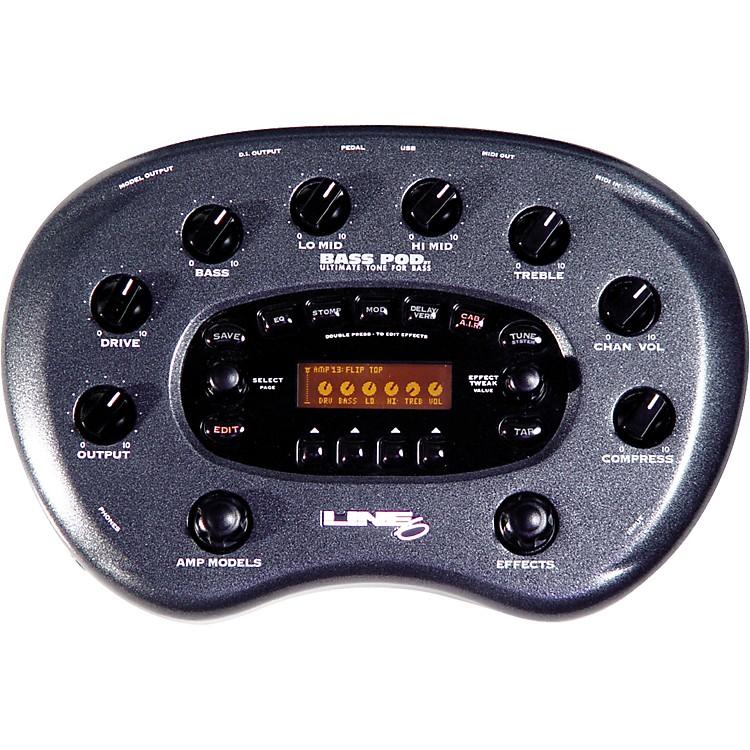 Line 6Bass POD XT Bass Amp Modeler