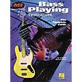 Hal Leonard Bass Playing Techniques Book  Thumbnail