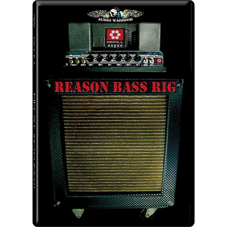 AudioWarriorBass Rig Reason Refill