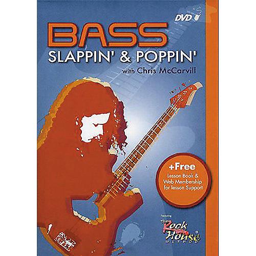 Hal Leonard Bass Slappin' and Poppin' (DVD)