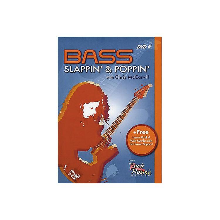 Hal LeonardBass Slappin' and Poppin' (DVD)