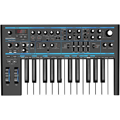 Novation Bass Station II-thumbnail