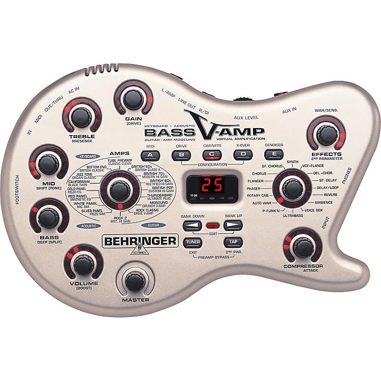 BehringerBass V-AMP Modeling Preamp