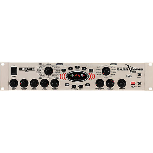 Behringer Bass V-AMP PRO Rack Modeling Preamp-thumbnail