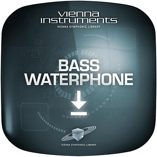 Vienna Instruments Bass Waterphone Standard