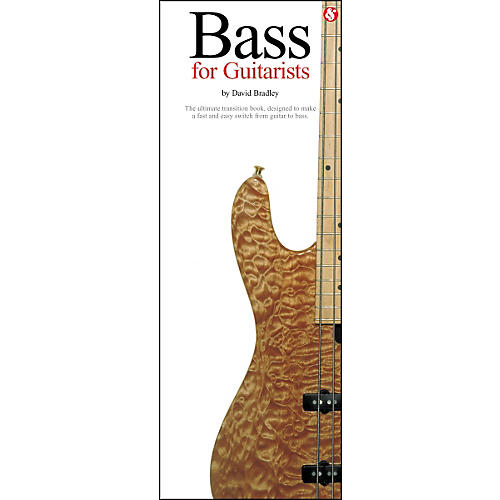 Music Sales Bass for Guitarists Compact Reference (Book)