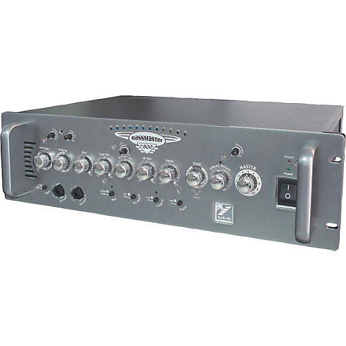 Yorkville BassMaster Series XS800H 800W Bass Head