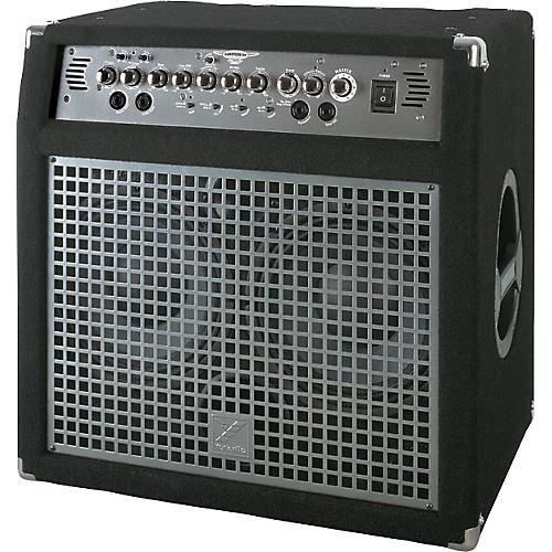 Yorkville BassMaster XS400TC 400 Watt 2X10 Bass Combo Amplifier-thumbnail