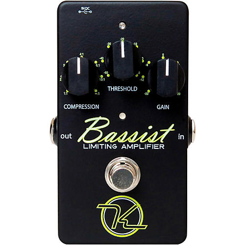 Keeley Bassist Limiting Amplifier Bass Compression Pedal-thumbnail