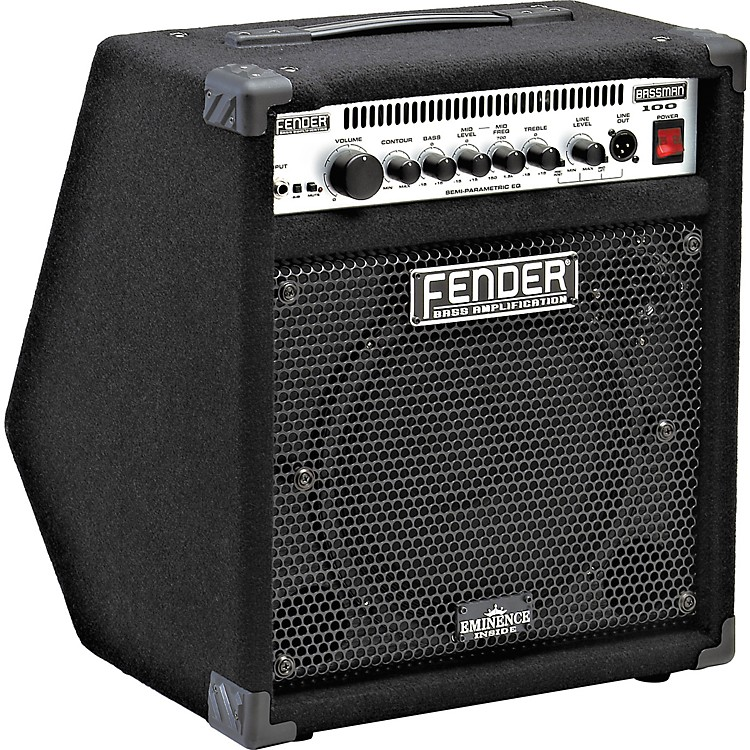 FenderBassman 100 Combo Amp