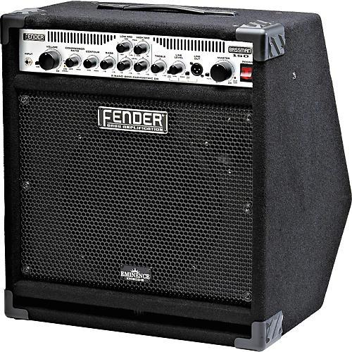 Fender Bassman 150 Bass Combo Amp