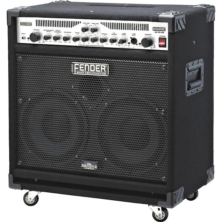 FenderBassman 250/210 Bass Combo Amp