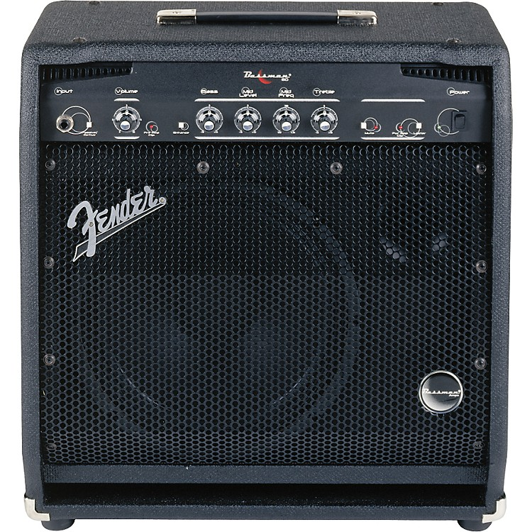 FenderBassman 60 Bass Amp
