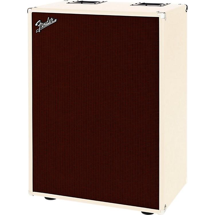 FenderBassman 610 6x10 Bass CabinetBlonde/Oxblood