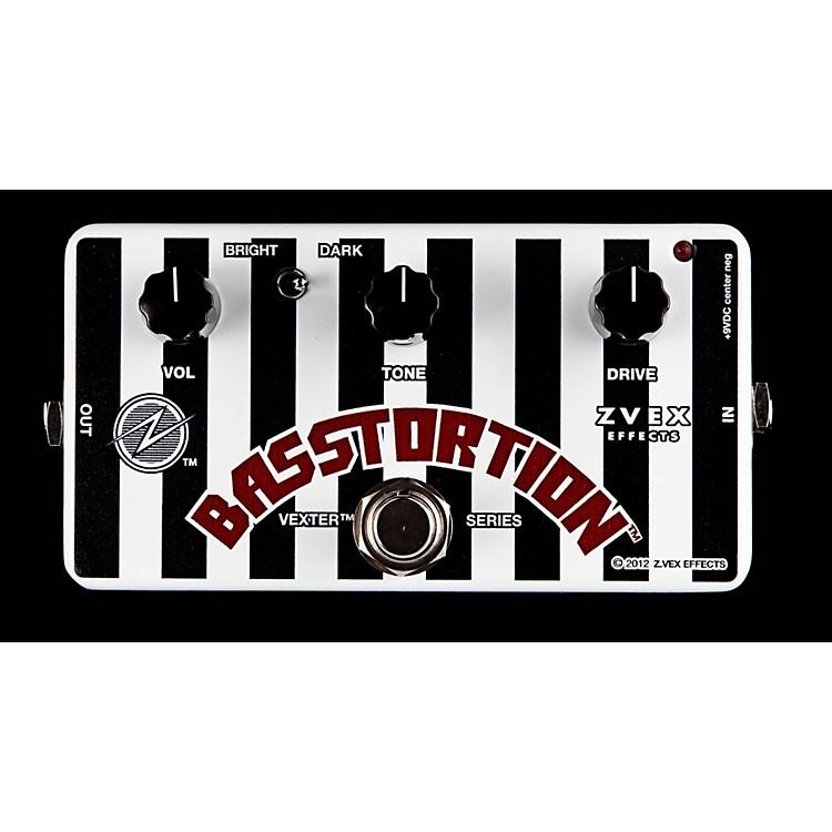 ZVexBasstortion Bass Distortion Pedal