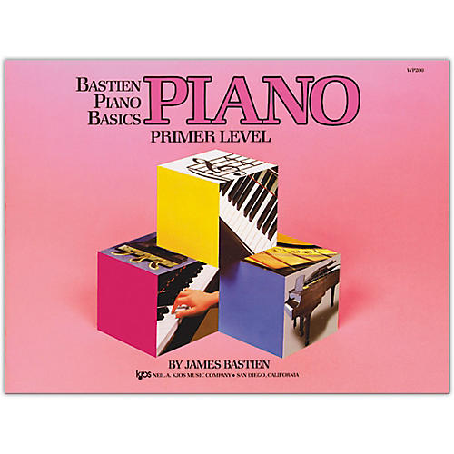 KJOS Bastien Piano Basics Piano Primer