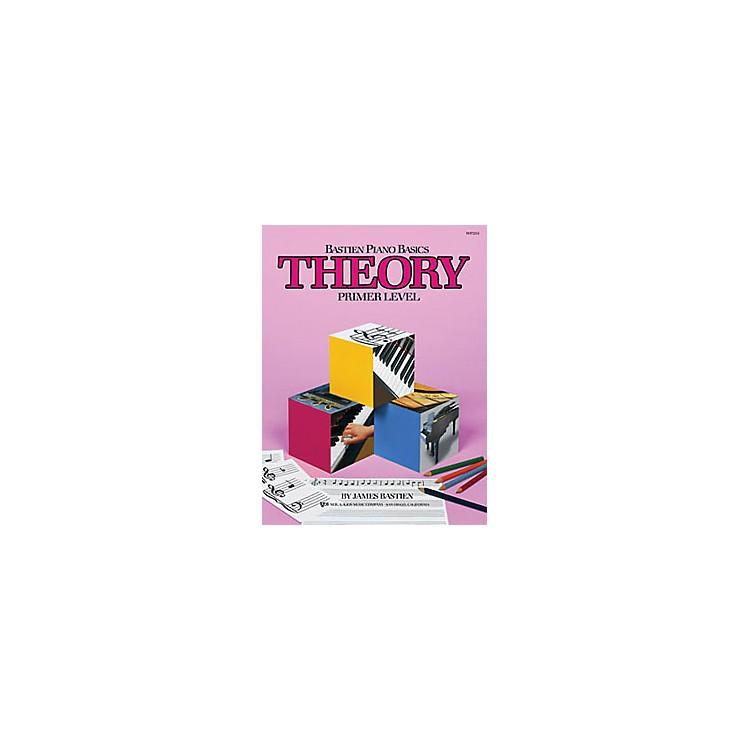 KJOSBastien Piano Basics Theory Primer
