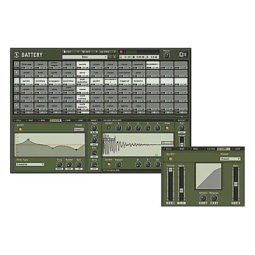 Native Instruments Battery-to-Battery 2 VST Drum Sampler Upgrade-thumbnail