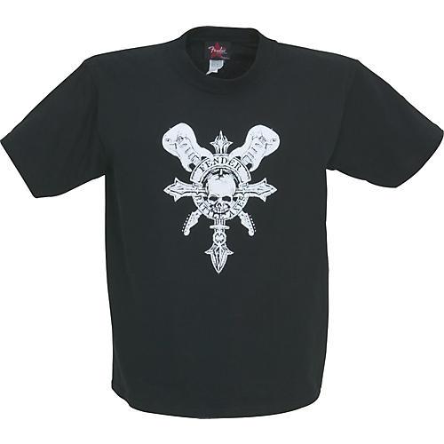 Fender Battle Axes T-Shirt-thumbnail