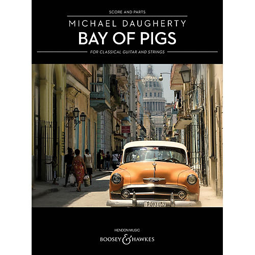 Boosey and Hawkes Bay of Pigs Boosey & Hawkes Chamber Music Series Softcover Composed by Michael Daugherty-thumbnail