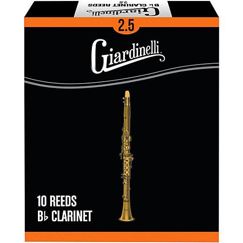 Giardinelli Bb Clarinet Reed 10-Pack-thumbnail