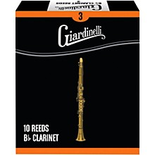 Giardinelli Bb Clarinet Reed 10-Pack