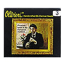 Olivieri Bb Clarinet Reeds Strength 2.5
