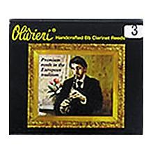 Olivieri Bb Clarinet Reeds Strength 3