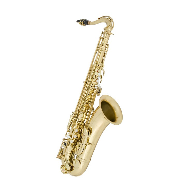 Antigua Winds Bb Tenor Saxophone Black nickel plated body Lacquered keys