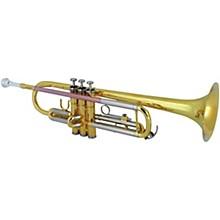 Eldon Bb Trumpet, Red Brass Lead Pipe