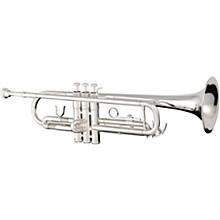 Eldon Bb Trumpet Silver Plate body