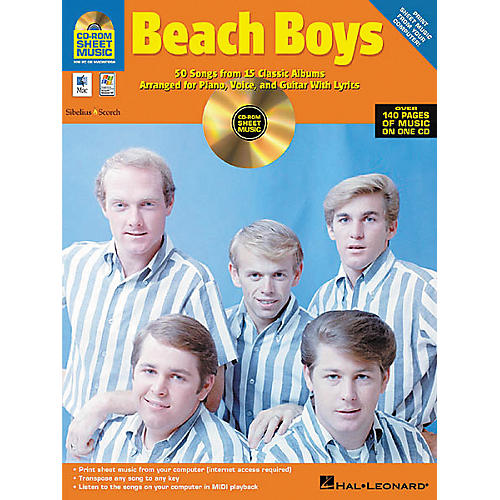iSong Beach Boys (CD-ROM)