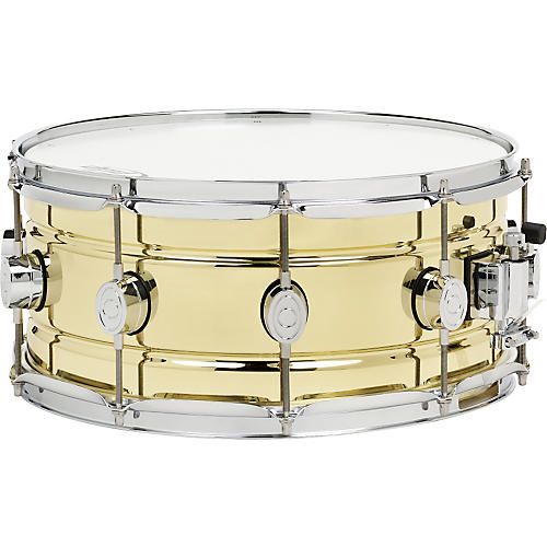 PDP by DW Beaded Brass SX Series Snare Drum-thumbnail