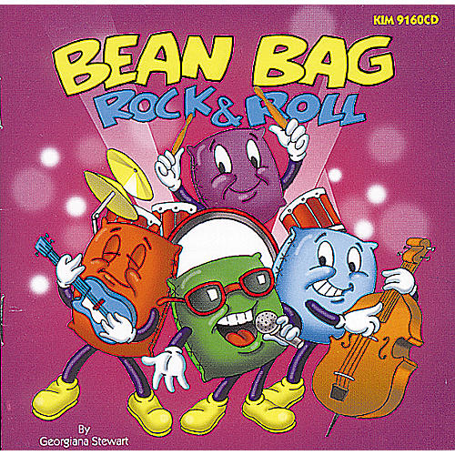 Kimbo Bean Bag Rock & Roll CD