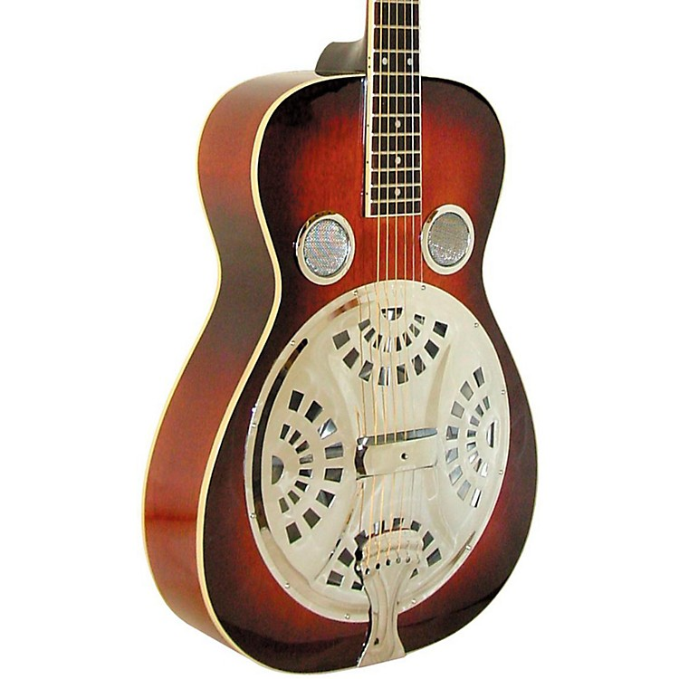 Gold Tone Beard Signature Series Resonator Guitar  Round Neck
