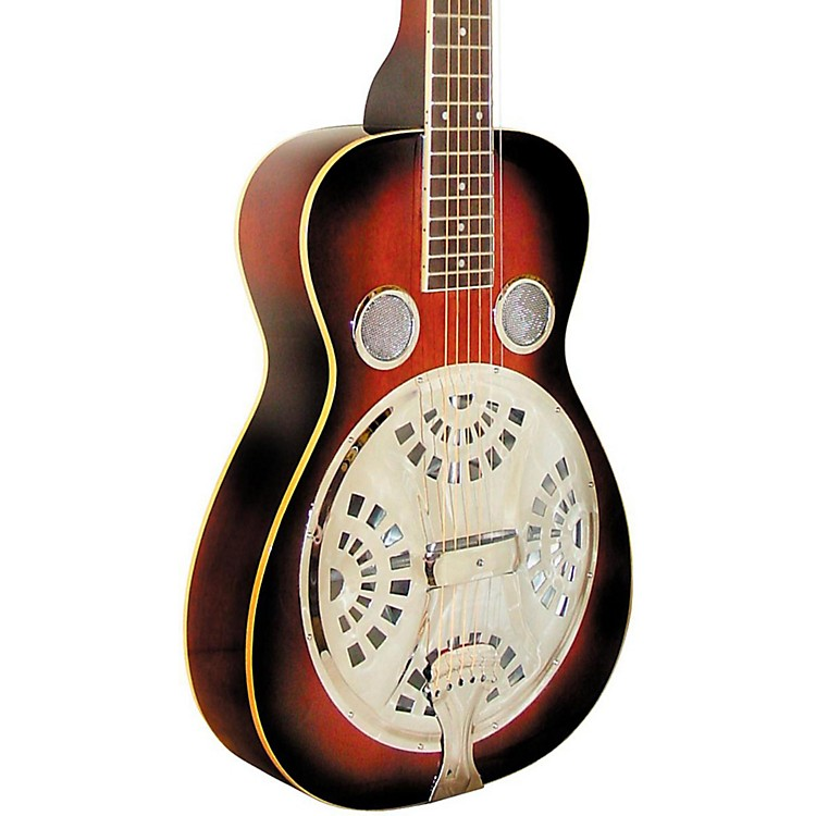 Gold Tone Beard Signature Series Resonator Guitar  Square Neck
