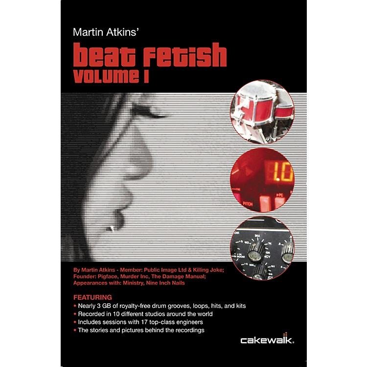CakewalkBeat Fetish Volume 1 Sample Collection
