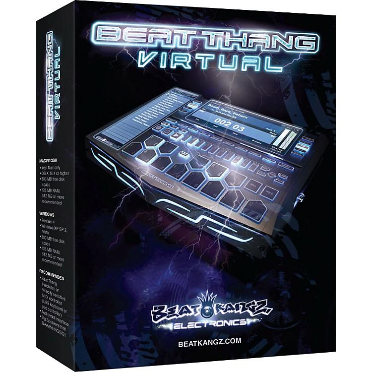BeatkangzBeat Thang Virtual Beat Production Software