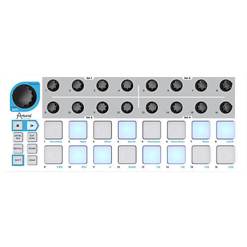Arturia BeatStep Controller & Sequencer-thumbnail