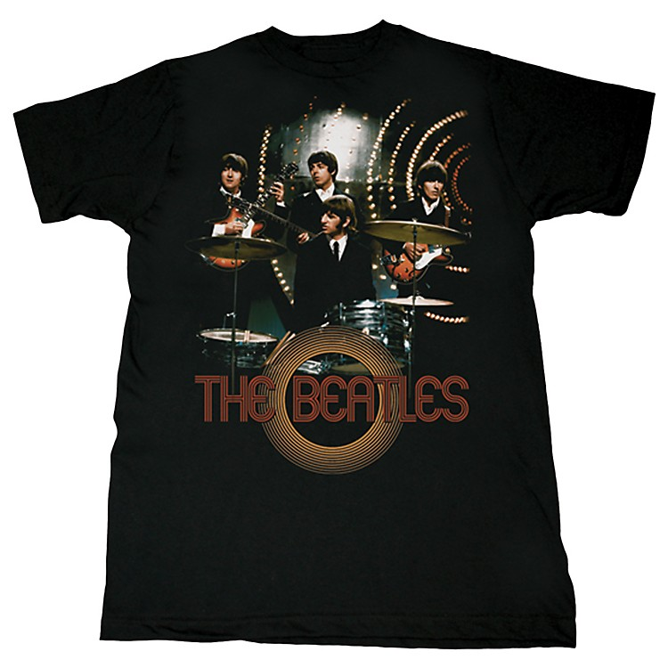 FEA Merchandising Beatles - Live T-Shirt
