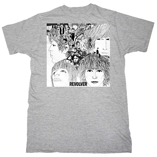 FEA Merchandising Beatles - Revolver T Shirt