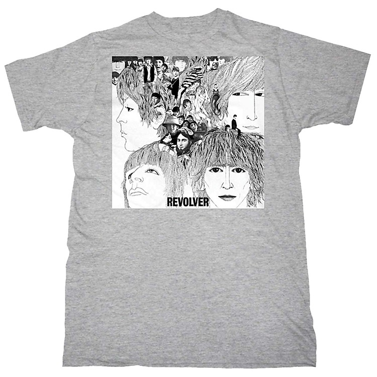 FEA MerchandisingBeatles - Revolver T Shirt