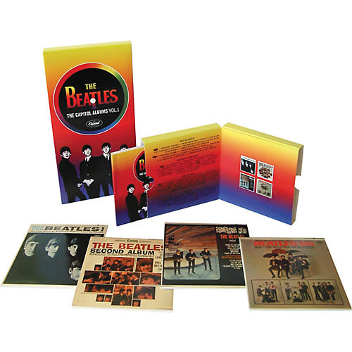 Music CD Beatles - The Capitol Albums Box Set Volume 1 (CD)