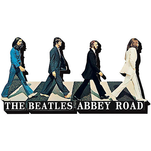 Hal Leonard Beatles Abbey Road - Chunky Magnet