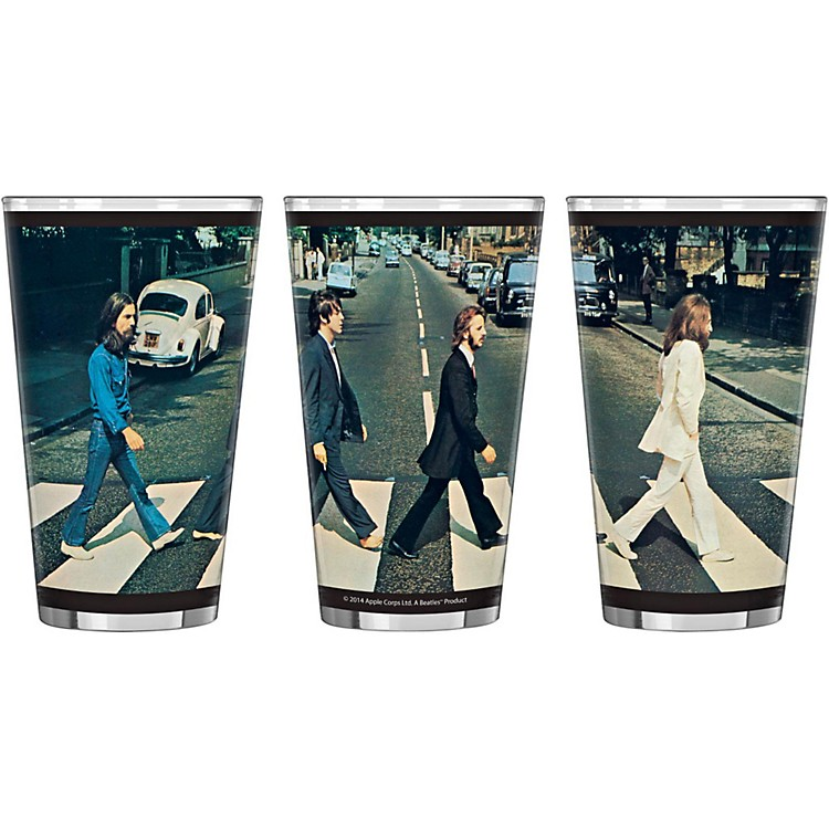 Boelter Brands Beatles Abbey Road - Sublimated Pint OS 16 oz.