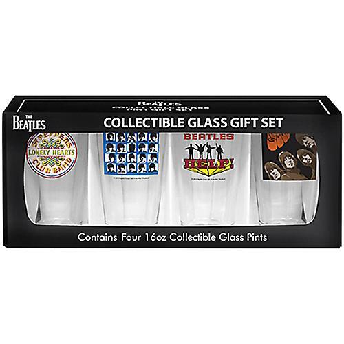 Boelter Brands Beatles Albums Pint Set (4 Pack)