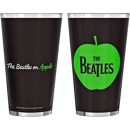 Boelter Brands Beatles Apple - Sublimated Pint OS