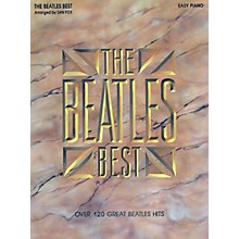 Hal Leonard Beatles Best for Easy Piano