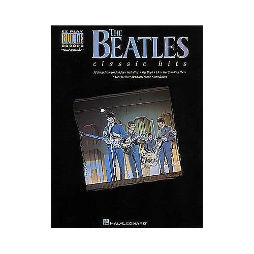Hal Leonard Beatles Classic Hits Book