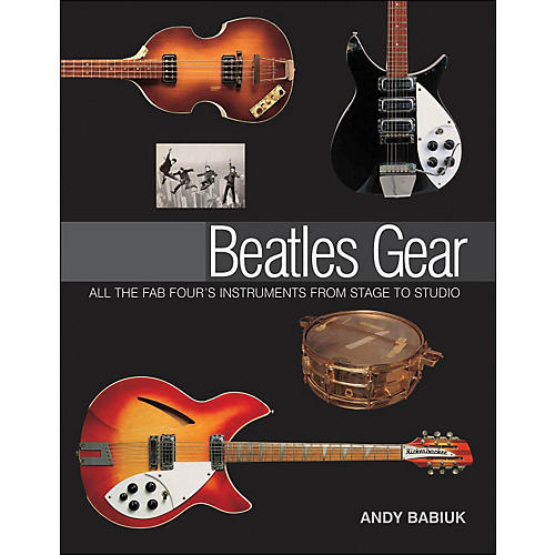 Backbeat Books Beatles Gear: All The Fab Four's Instruments From Stage To Studio-thumbnail